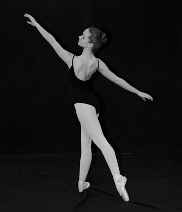 dress-code ballet pointe rep
